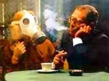 Вред пассивного курения