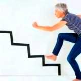 Бег по лестнице для похудения ног