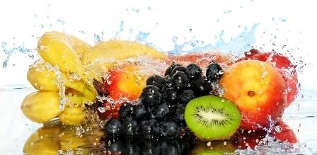 Фитнес и фрукты