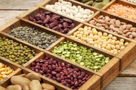 Источники растительного белка