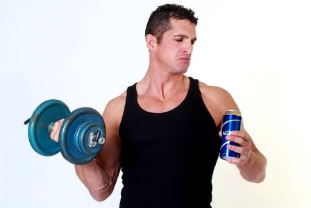 Тренировки и пиво