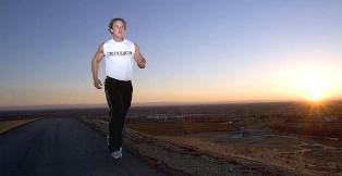 Спринтерский бег