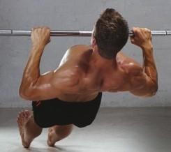 Тренировка спины на толщину