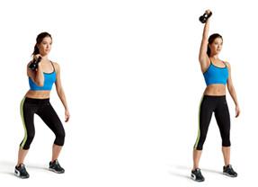 эффективные упражнения для женщин