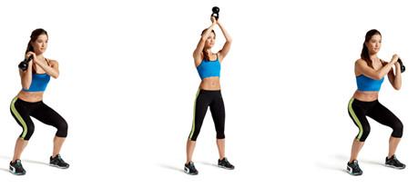 гиревой спорт упражнения
