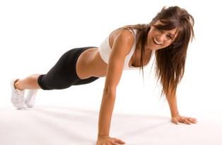 Упражнение для груди