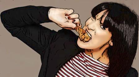 Жир в рационе питания