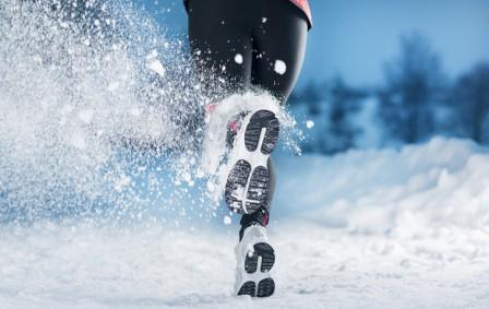 Тренировки на улице зимой