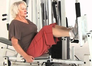 круговая тренировка для пожилых
