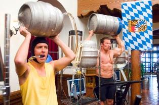 пиво для роста мышц