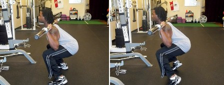 упражнение для икроножных мышц