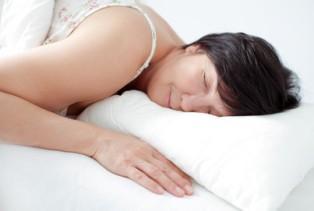 Морщины во время сна