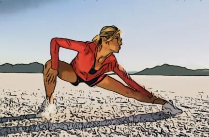Развитие гибкости тела