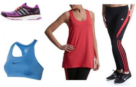 Как одеваться на фитнес