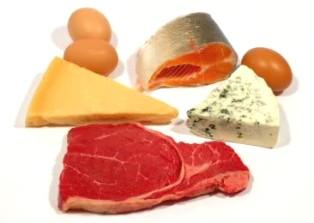 Какими продуктами набрать мышечную массу