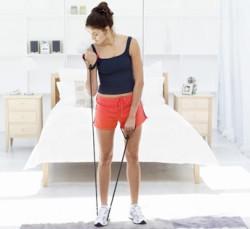 тренировка тела в домашних условиях