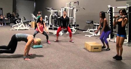 сжигание жира животе женщин упражнения