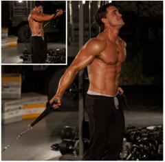 физические упражнения для груди