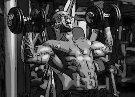 Эффективная тренировка в тренажерном зале