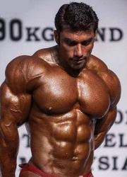 большая мужская грудь