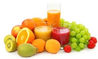 Овощные соки для похудения