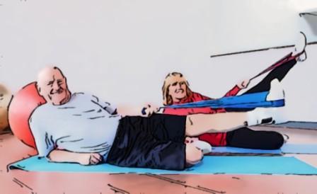 силовые упражнения для пожилых