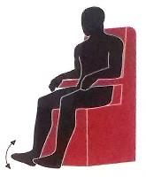 Растягиваем мышцы голени и ступней