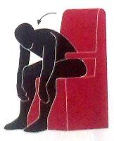 Разминаем мышцы спины и позвоночник