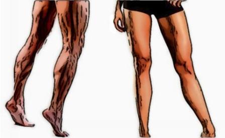 Лучшие упражнения на ноги