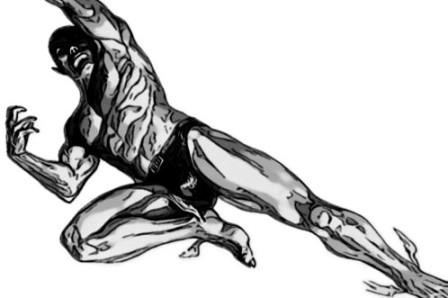 рельефное тело