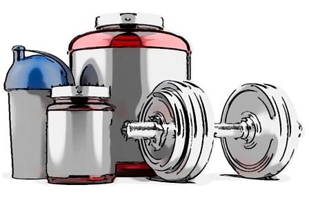 спортивное питание плюсы